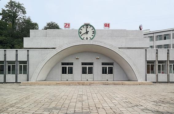 fotografias del metro de pyongyang corea del norte 4