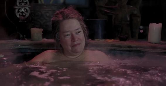 escenas de desnudo que no estaban en el guion 1