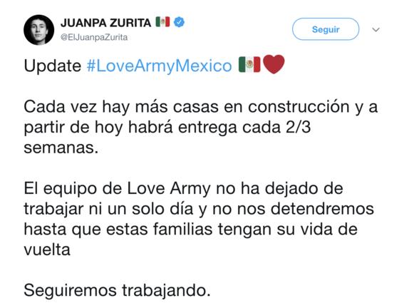 juanpa zurita no ha entregado apoyos a damnificados del sismo 1
