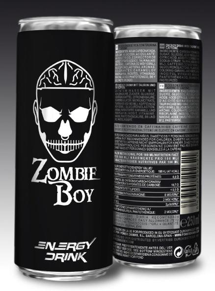 antes y despues de zombie boy 8