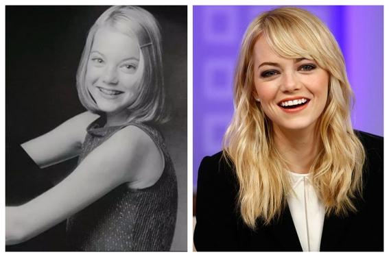 fotos del antes y despues de actrices feas 11