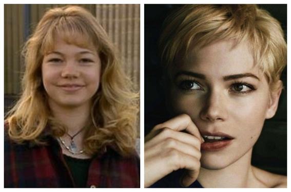 fotos del antes y despues de actrices feas 10