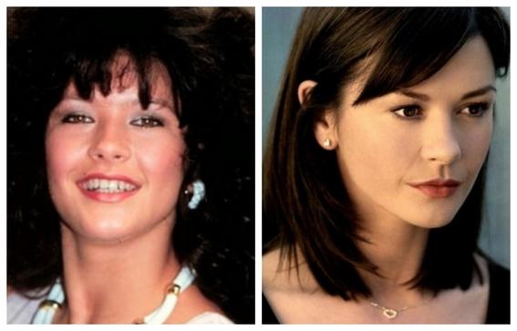 fotos del antes y despues de actrices feas 2