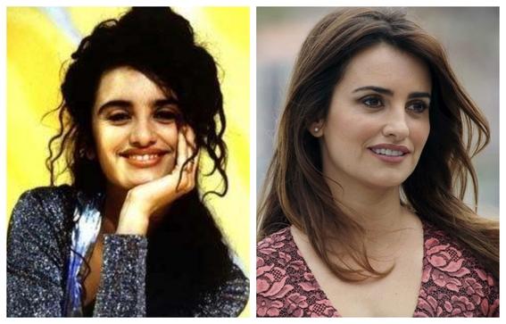 fotos del antes y despues de actrices feas 4
