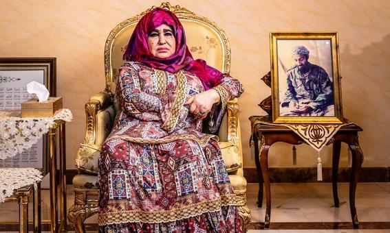 habla por primera vez la madre de osama bin laden 1