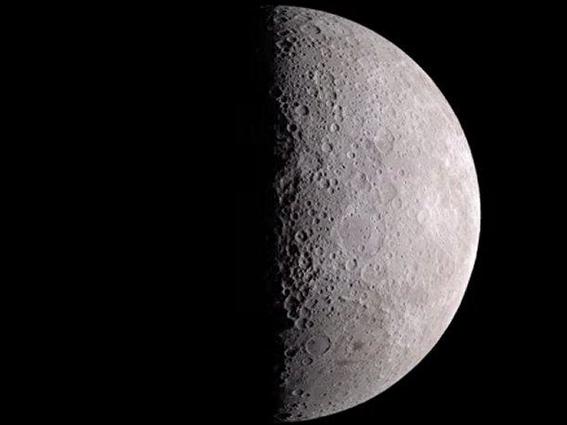 dos meteoritos se estrellan contra la luna 1