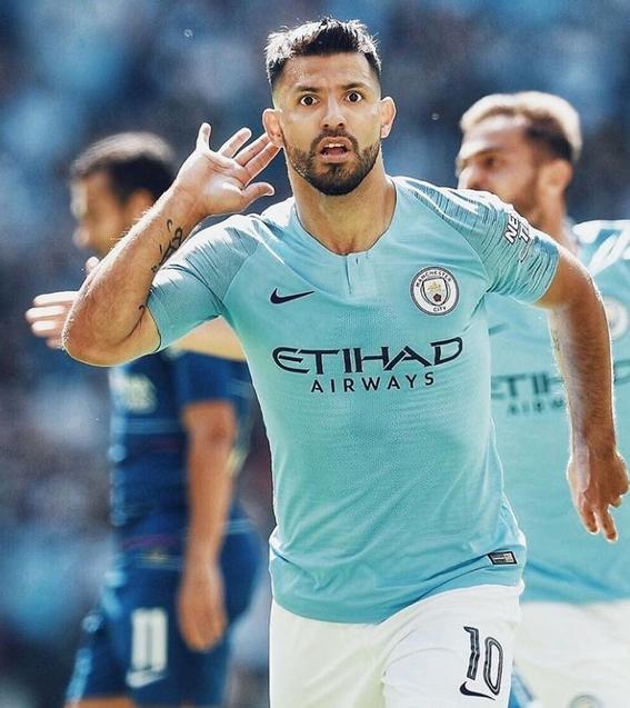 sergio kun agüero llega a los 200 goles con manchester city 1