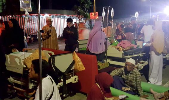 terremoto en indonesia imagenes 2