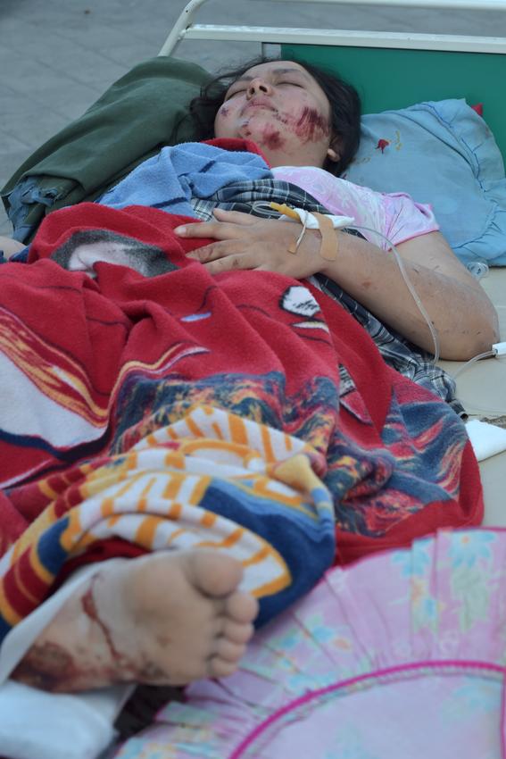 terremoto en indonesia imagenes 3