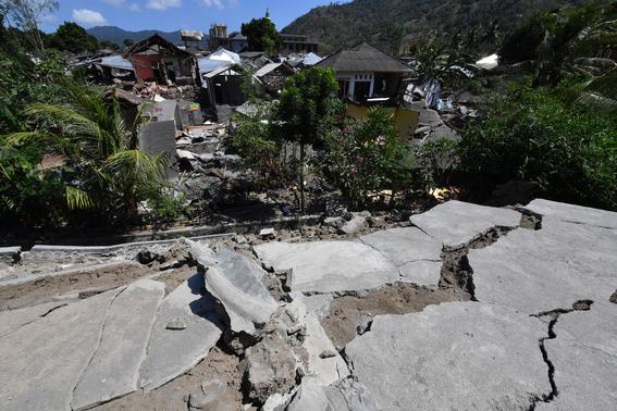 terremoto en indonesia imagenes 4