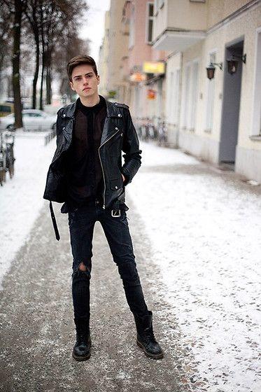 errores que cometen los hombres delgados al vestir 15