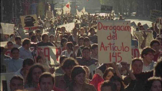 peliculas que te hablan sobre el movimiento estudiantil del 68 1