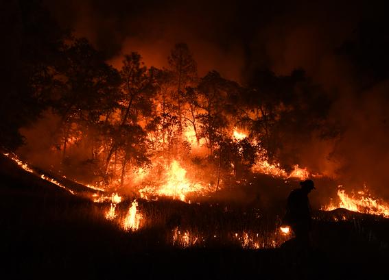 incendio carr en california imagenes 2