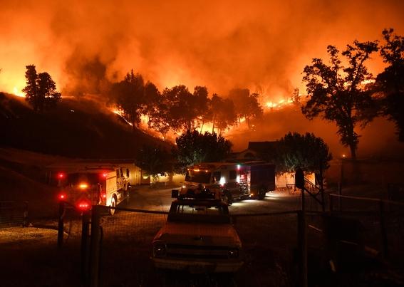 incendio carr en california imagenes 3