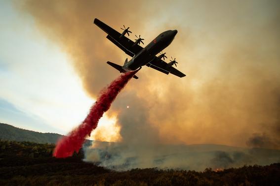 incendio carr en california imagenes 4