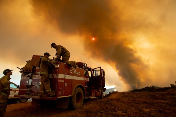 incendio carr en california imagenes 5