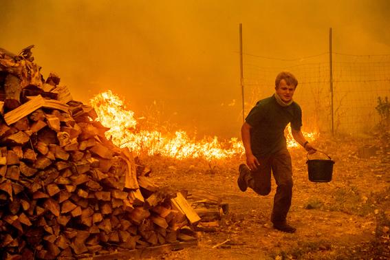 incendio carr en california imagenes 7