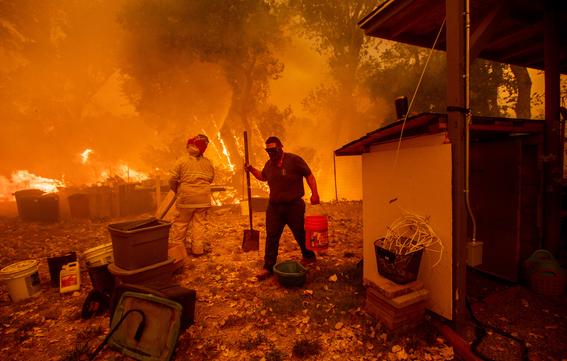 incendio carr en california imagenes 8