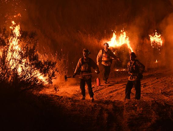 incendio carr en california imagenes 10