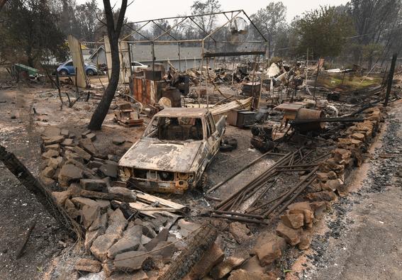 incendio carr en california imagenes 11