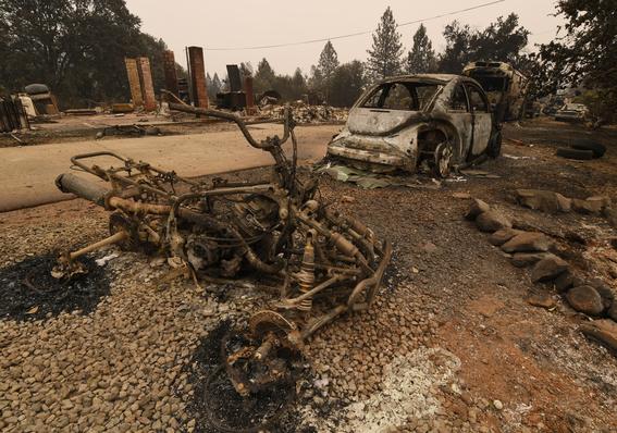 incendio carr en california imagenes 12