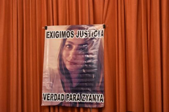 exigen familiares de zyanya estefania reabrir el caso 1