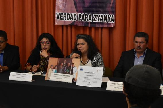 exigen familiares de zyanya estefania reabrir el caso 2