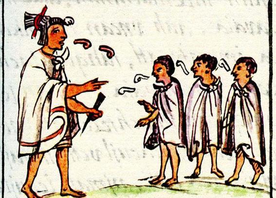 museo de antropologia imparte curso sobre lengua nahuatl 1