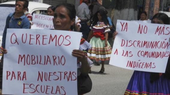 que discriminan mas los mexicanos 1