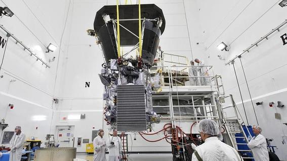 parker solar probe mision de la nasa para llegar al sol 1