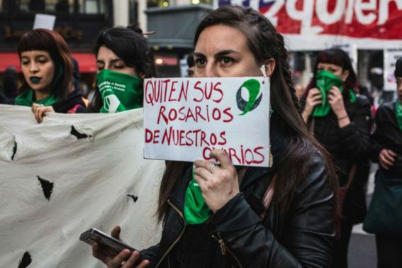 legalizacion del aborto en argentina 1