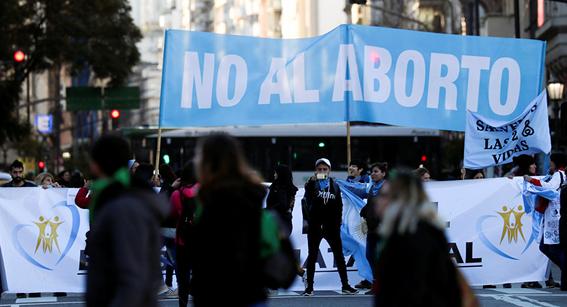 legalizacion del aborto en argentina 2