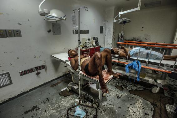 comer en un hospital venezolano 5