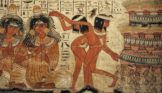 ideas del placer femenino en la antigüedad 1