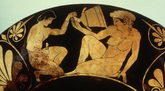 ideas del placer femenino en la antigüedad 2