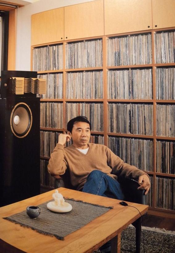 haruki murakami debuta como dj y locutor de radio 1