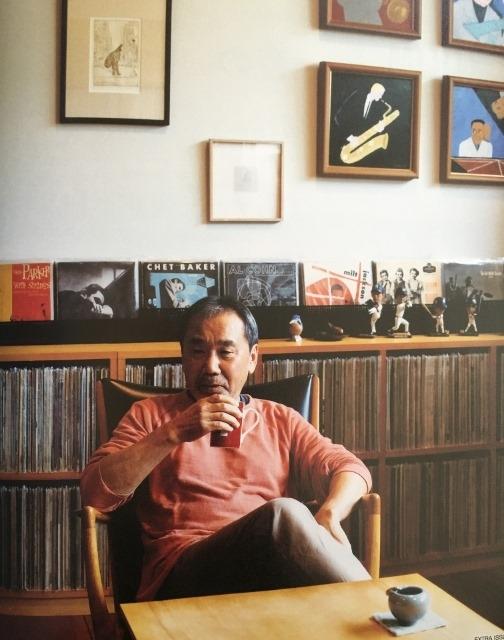 haruki murakami debuta como dj y locutor de radio 3