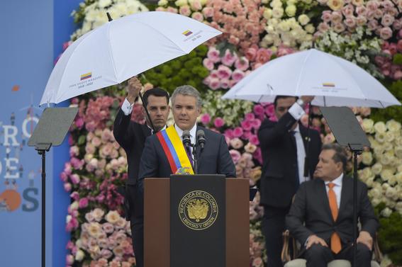 quien es ivan duque el nuevo presidente de colombia 2