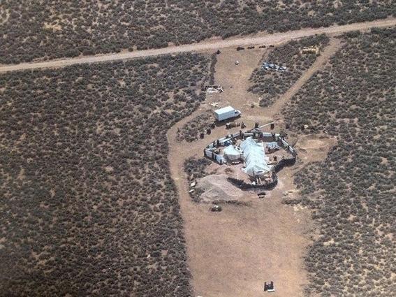 rescatan a 11 ninos en el desierto de nuevo mexico 1