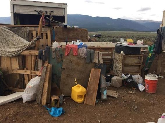 rescatan a 11 ninos en el desierto de nuevo mexico 3