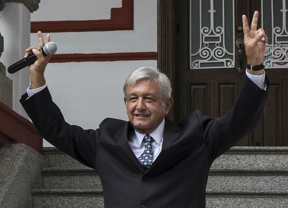 amlo es oficialmente presidente electo de mexico 2