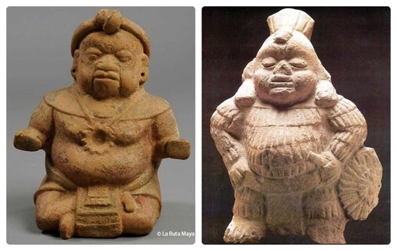 enanos en la cultura maya 1