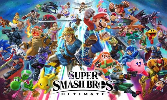 super smash bros ultimate 1