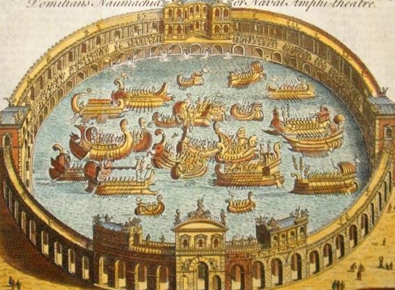 coliseo romano acontecimientos 3