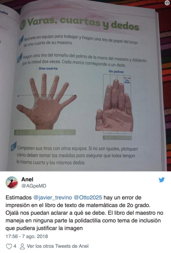 para la sep la mano tiene seis dedos 5