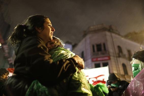 rechazan legalizacion del aborto en argentina 2