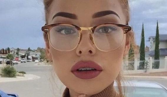 maquillaje para chicas con lentes 4