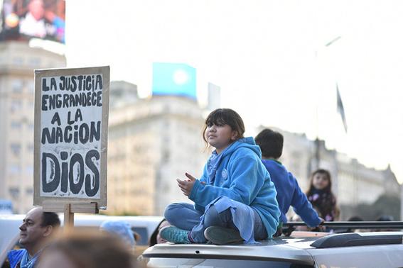 argentina rechazo la ley del aborto 4