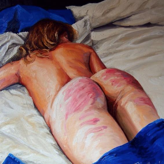 pinturas de james needham de parejas y erotismo 4