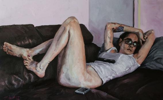 pinturas de james needham de parejas y erotismo 8